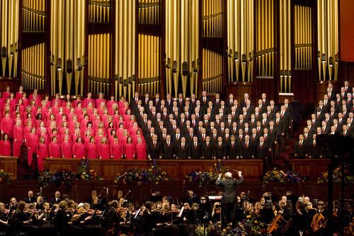 Kim Raff | The Salt Lake Tribune The Pioneer Day concert