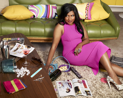 Courtesy photo Mindy Kaling stars in Fox's