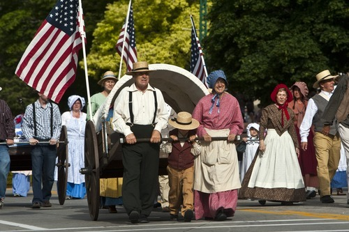 Pioneer Day Message from Temple Square