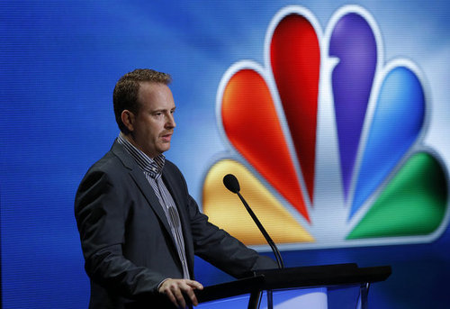 NBCUNIVERSAL EVENTS -- NBCUniversal Press Tour July 2012 --