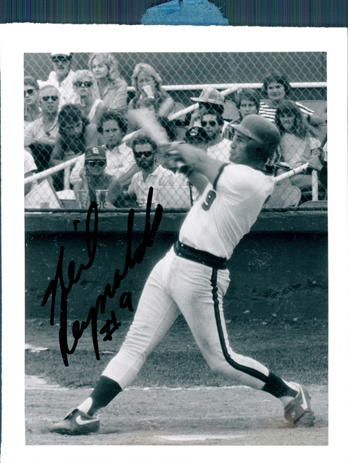 Neil Reynolds was a third baseman on the 1987 Salt Lake Trappers baseball team that won 29 games in a row.