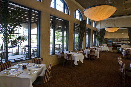 Paul Fraughton The Salt Lake Tribune Ohio Based Briotuscan Grille Is Opening Its Second
