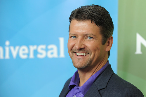 Todd Palin attends NBCUniversal's 2012 Summer Press Tour at the Beverly Hilton Hotel on Tuesday, July 24, 2012, in Beverly Hills, Calif. (Photo by Jordan Strauss/Invision/AP)