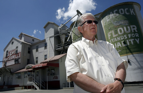 Francisco Kjolseth  |  The Salt Lake Tribune Lehi Roller Mills is struggling to pay workers, in what owner Sherm Robinson said is the aftermath of a complicated lawsuit he won but which he still has to collect from a judgment of more than $4.5 million.