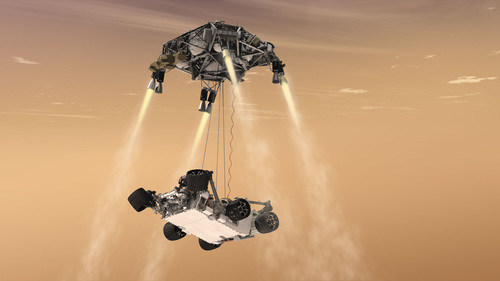 FILE - In this 2011 file artist's rendering provided by NASA/JPL-Caltech, a