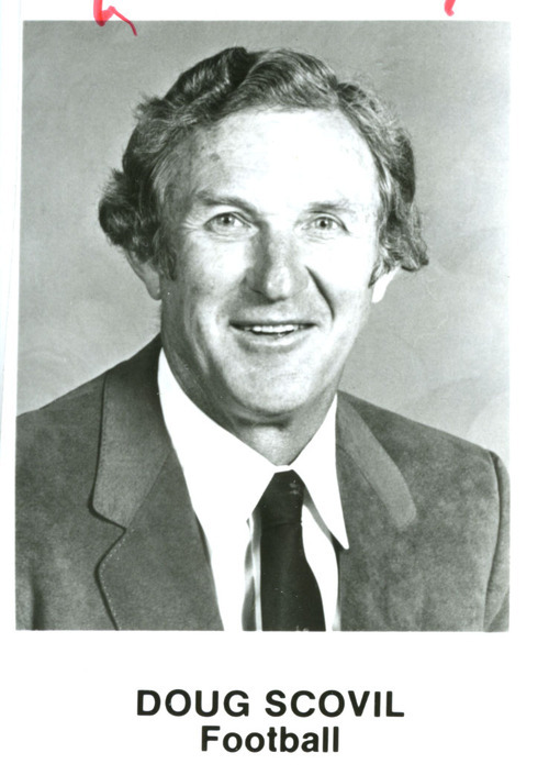 Tribune File Photo Former BYU coach Doug Scovil.