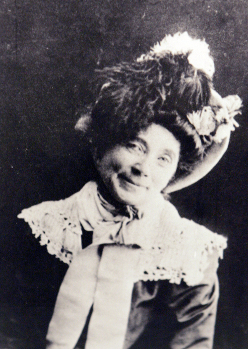 Photo Courtesy of the Utah Historical Society   Utah acting pioneer Asenath Adams in the 1880's.