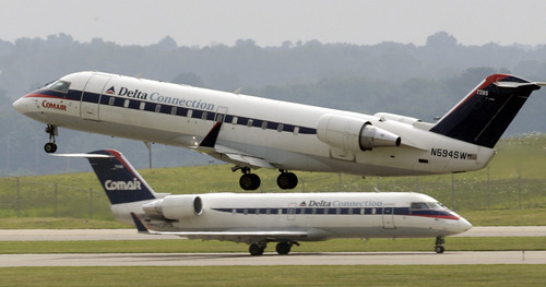 File  |  The Associated Press Delta Air Lines recently announced it will shut down its 35-year-old regional carrier Comair at the end of September as it switches to bigger jets.