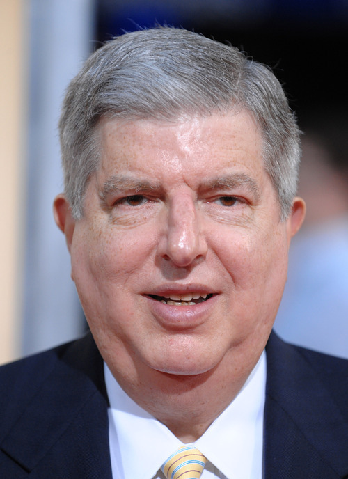 FILE - This Sept. 15, 2009 file photo shows composer Marvin Hamlisch attending the premiere of