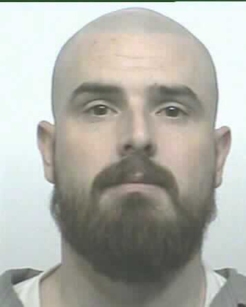 Police have questioned Joel Chaudoin, seen here in this Washington Department of Corrections photo, in connection with the death of Nikole Bakoles, whose body was found near Saltair in 2000. Police identified Bakoles' remains in August 2012 using DNA. Courtesy image.