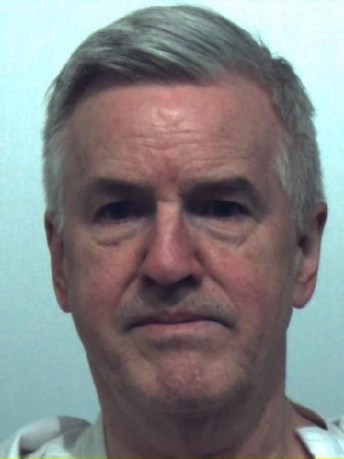 Steve Powell, seen here in a June 2012 mug shot from the Washington Department of Corrections, has been issued a release date of May 23, 2013.