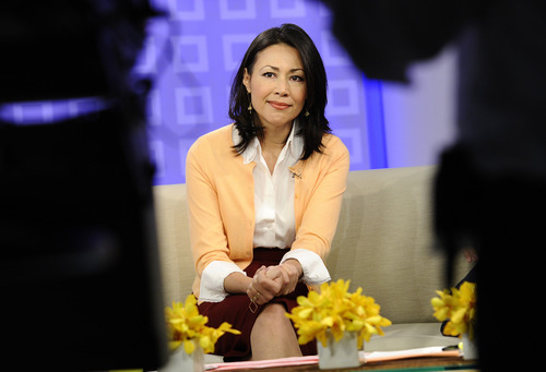FILE - This July 27, 2011 file photo released by NBC shows co-host Ann Curry on the