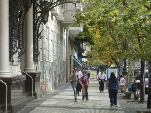 Christopher Smart  |  The Salt Lake Tribune Avenida de Mayor in Buenos Aires is a picturesque and romantic boulevard that leads to the historic Plaza de Mayo. Along this street are many wonderful restaurants that will take you back in time.