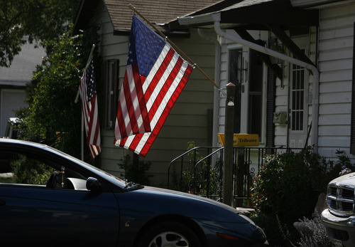 Scott Sommerdorf  |  The Salt Lake Tribune              This is the neighborhood in Greeley, Colo., that Obama for President organizers Joe Perez and Rudy Garcia walked trying to register voters during The Tribune's look at Latino attitudes in the election.