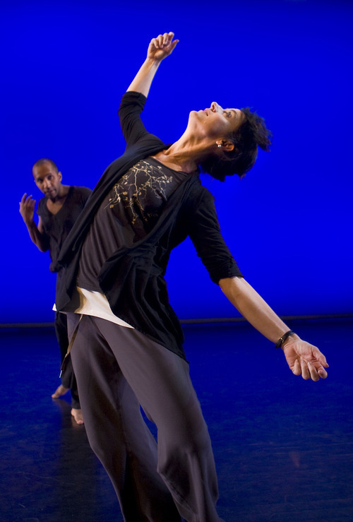 Tribune file photo Ririe-Woodbury Dance Company artistic director Charlotte Boye-Christensen (pictured here in November 2011) will step down in 2013.