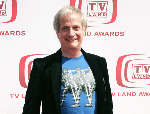 FILE - This June 8, 2008 file photo shows actor Ron Palillo at the TV Land Awards in Santa Monica, Calif. Palillo, best known as the nerdy high schooler Arnold Horshack on