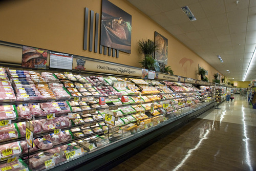 Paul Fraughton Salt Lake Tribune In 80 Years The Grocer Has Grown Into Six