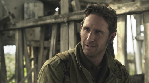 Jones (Dave Nibley) in Saints and Soldiers: Airborne Creed. Courtesy Go Films