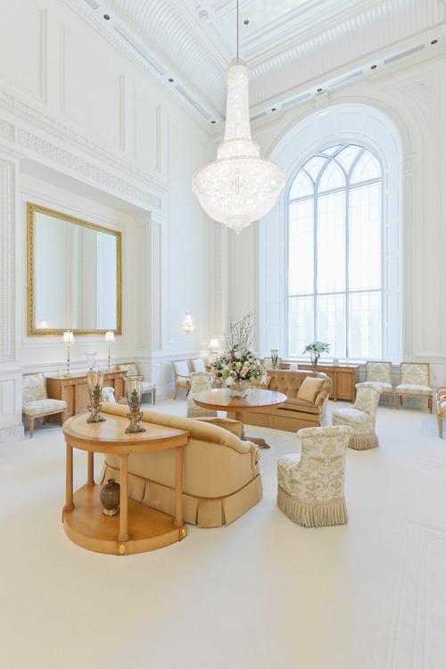 New Mormon Temple Offers Taste Of Brigham City The Salt