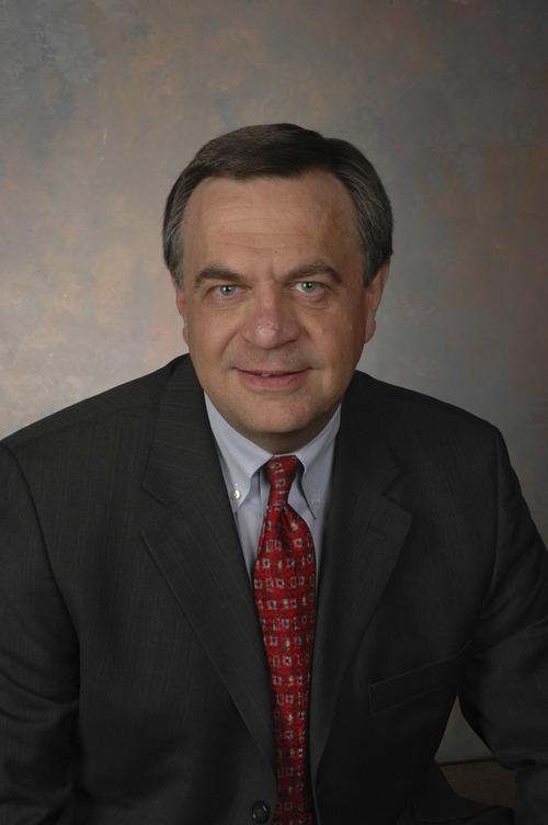 Commissioner Higher Education David Buhler. Courtesy photo