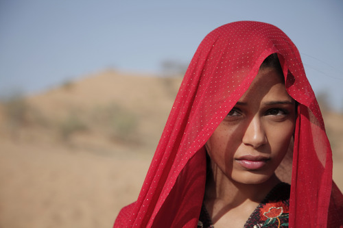 Courtesy photo Freida Pinto plays the title role in