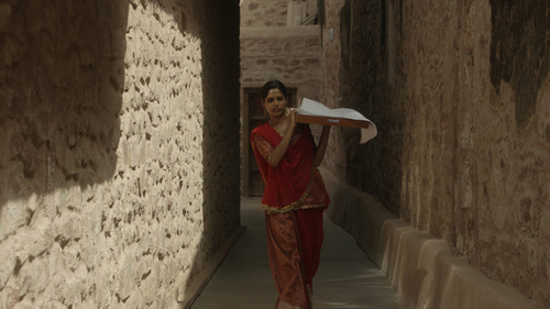Freida Pinto plays the title role in