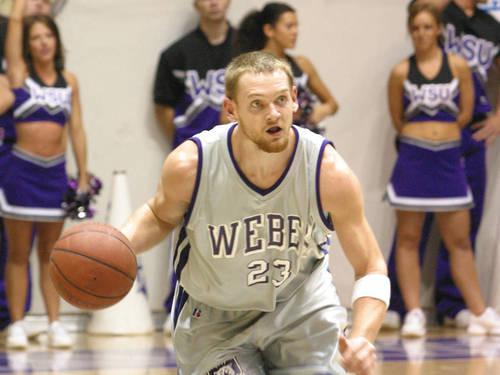 Brad Barton. Courtesy Weber State.