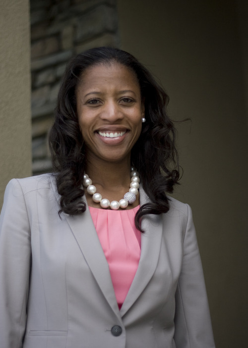 Kim Raff | Tribune file photo Ads backing Mia Love, the Republican running for Utah's 4th Congressional District seat, will begin Aug. 24, just days before the opening of the Republican National Convention.