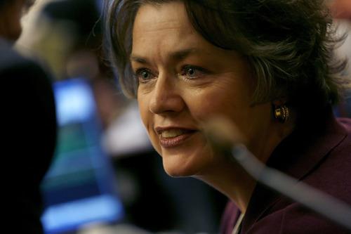 File Photo | The Salt Lake Tribune Sen. Margaret Dayton, R-Orem