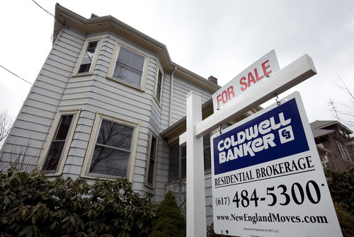 (AP Photo/Steven Senne) Home prices are rising nationwide. They increased 2.2 percent from April to May, according to one leading index. That was the second straight increase after seven months of flat or declining prices.