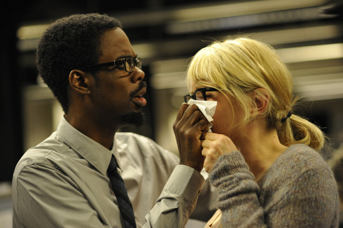 Courtesy photo Chris Rock and Julie Delpy star in the romantic comedy