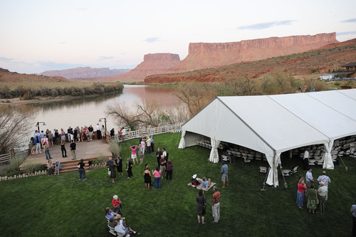 Concertgoers at the 2011 Moab Music Festival. (Courtesy  Richard Bowditch)
