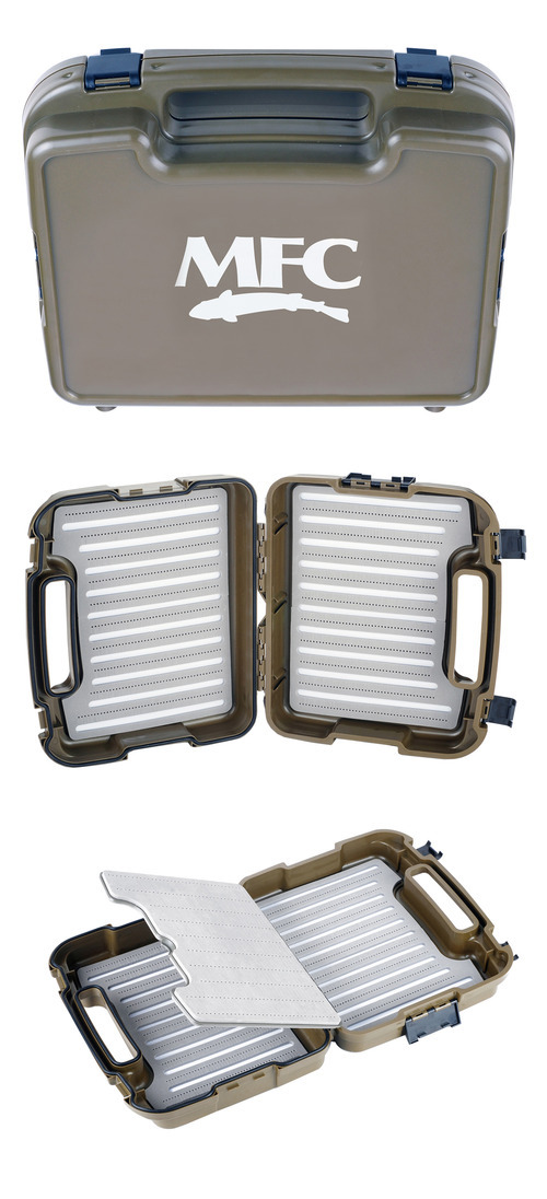 Boat fly box from Montana Fly Company