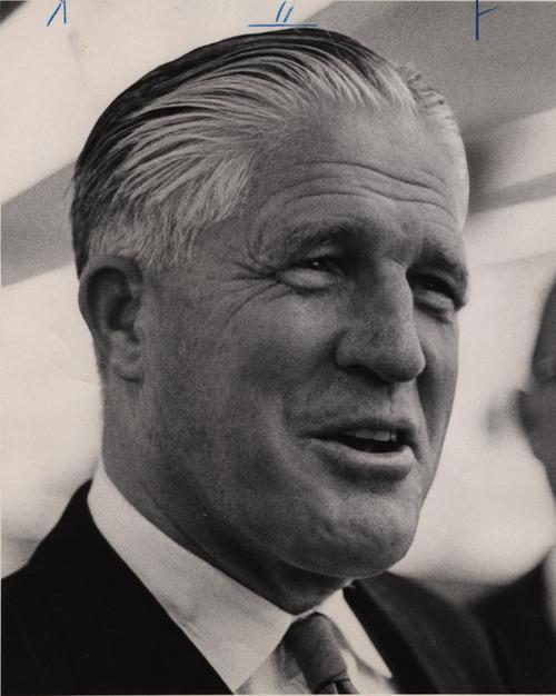 Tribune file photo George Romney