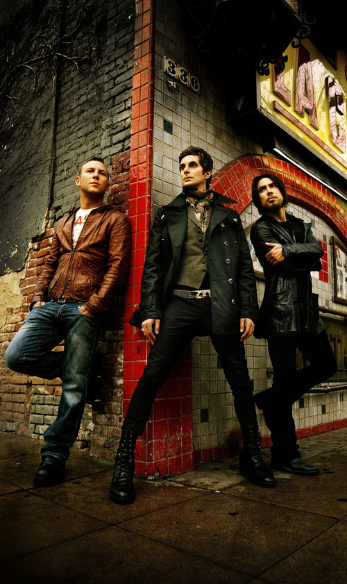 Courtesy photo Jane's Addiction will perform at Saltair on Aug. 28.