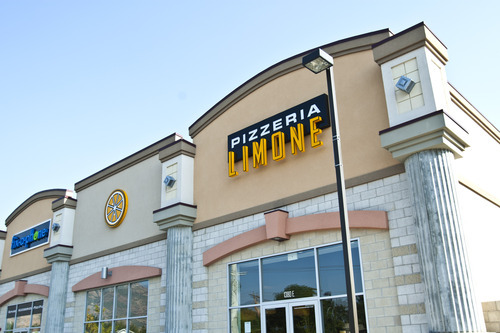 Chris Detrick  |  The Salt Lake Tribune  Pizzeria Limone's thin-crust pizzas featuring blackberries, pears and fresh lemon slices along with prosciutto and pistachios overshadow traditional Italian counterparts at this Cottonwood Heights strip-mall pizzeria.