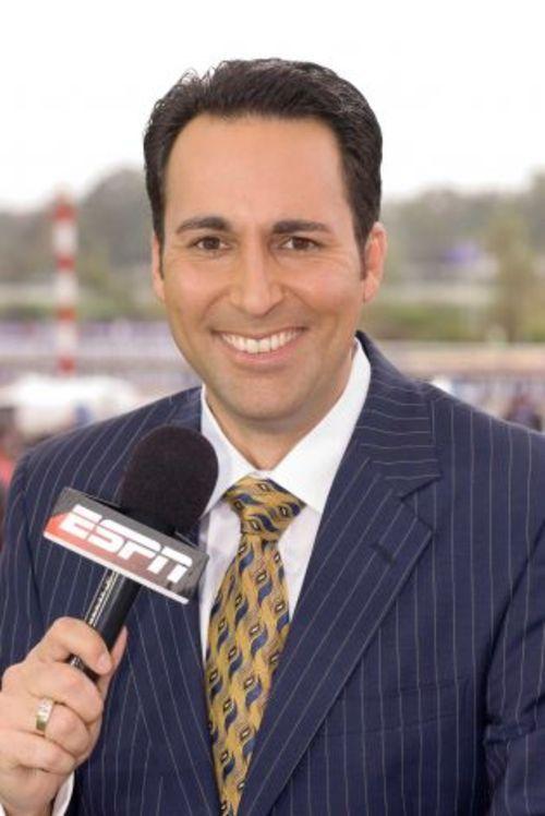 Joe Tessitore. Courtesy image