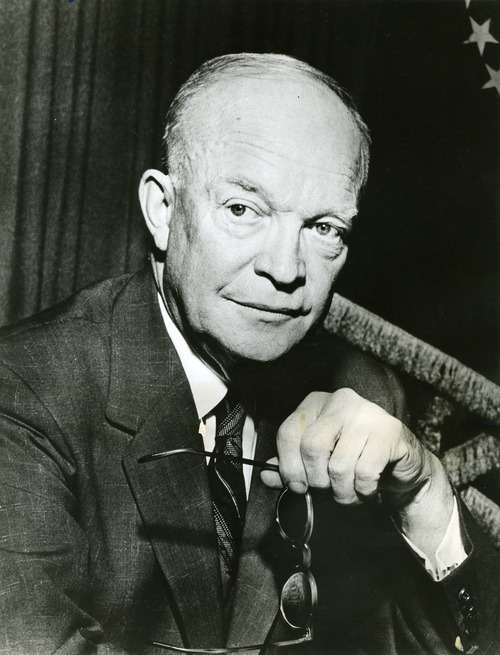 The last time a Republican presidential nominee did not address war was 1952, when Dwight Eisenhower spoke generally about American power and spreading freedom around the world but did not explicitly mention armed conflict.