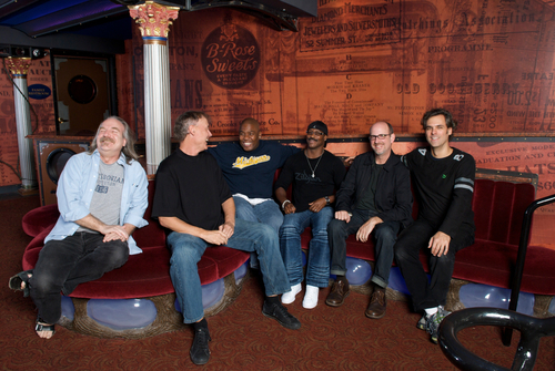 Bruce Hornsby and the Noisemakers perform Wednesday, July 27 at Red Butte Garden.