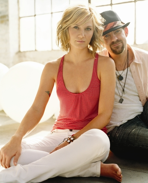 |  Courtesy photo Sugarland's Jennifer Nettles and Kristian Bush will perform at 7 p.m. Saturday, Sept. 1, at USANA Amphiteatre in Salt Lake City.