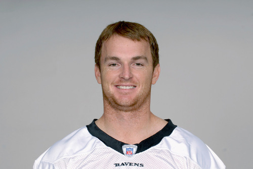 This is a 2009 photo of John Beck of the Baltimore Ravens NFL football team. This image reflects the Baltimore Ravens active roster as of Tuesday, June 29, 2010. (AP Photo)