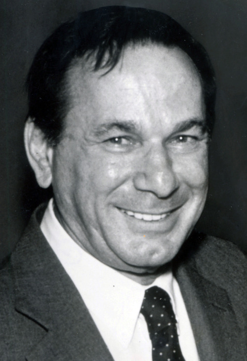 This 1980 photo provided by the American Society of Composers, Authors and Publishers shows Hal David. David, who along with partner Burt Bacharach penned dozens of top 40 hits for a variety of recording artists in the 1960s and beyond, died Saturday, Sept. 1, 2012, in Los Angeles. (AP Photo/ASCAP)