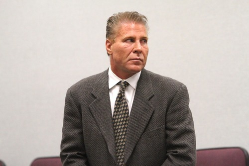 Rick Egan  |  Tribune file photo  Joseph Berg appears in April in the 4th District Court in Provo for his sentencing hearing.