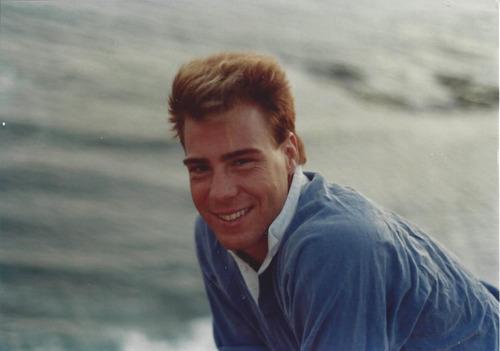 Joseph Berg in 1987. Courtesy photo