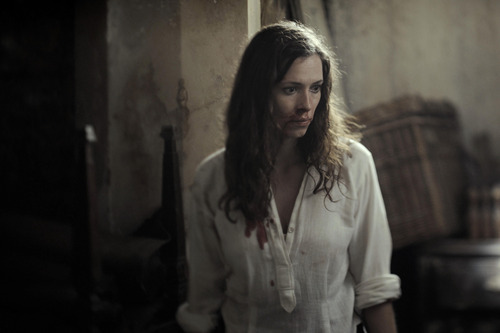 Rebecca Hall plays a debunker of the supernatural who discovers something strange happening in a boarding school, in the suspense thriller