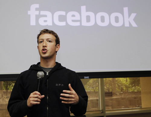 (AP Photo/Marcio Jose Sanchez, File) Even without the stock of CEO Mark Zuckerberg's share, up to 1.2 billion more facebook shares could enter the market over the next several months, including those from employees eligible to sell on Oct. 29.