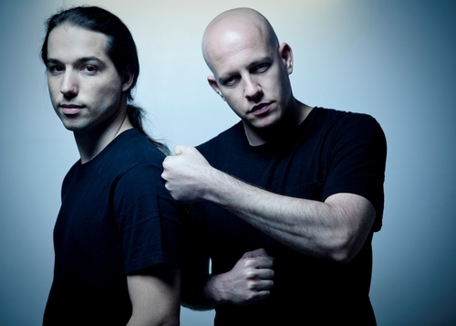 Infected Mushroom will perform at Audio Circus at Saltair. Courtesy image