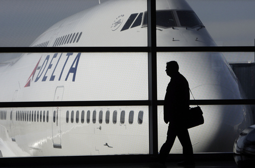 (AP Photo/Paul Sancya) Reservation agents at the Salt Lake City customer-service center serve Delta's highest-value business and discretionary customers.