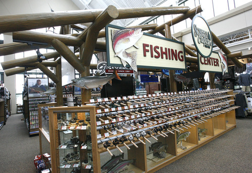 Big and bold scheels to open in utah sept 29 with video for Fish stores in utah
