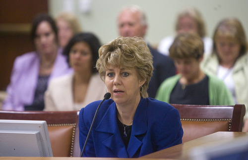 Tribune file photo Lisa-Michele Church is Utah's juvenile court administrator.
